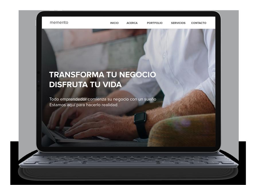 Desarrollo Web Empresarial 1
